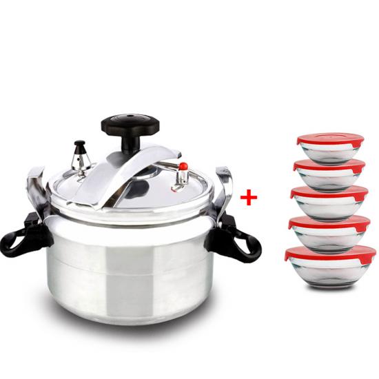 2 In 1 Bundle Offer- 7 Liter Pressure Cooker GBP02