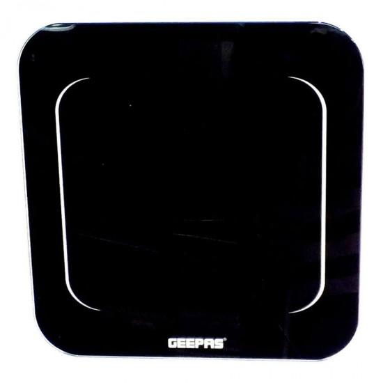 Geepas Digital Personal Scale, Capacity 180kg, Large Screen - GBS4219