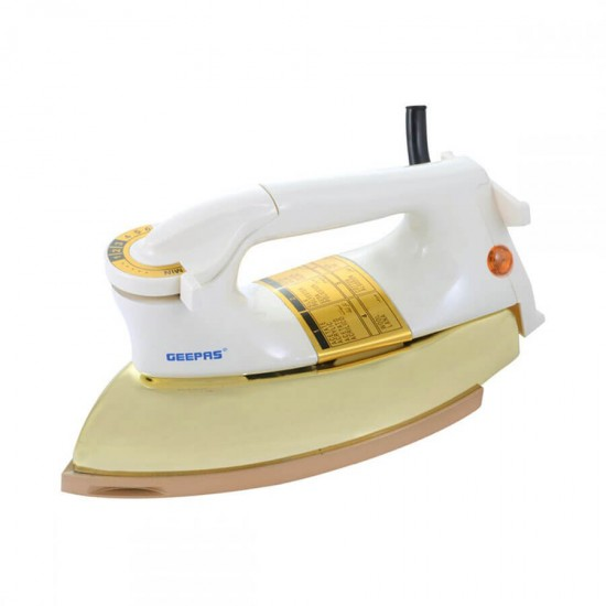 Geepas Dry Iron Golden Cover - GDI2750