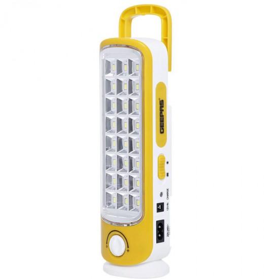 Geepas Rech Led Emergency Lantern - GE5567