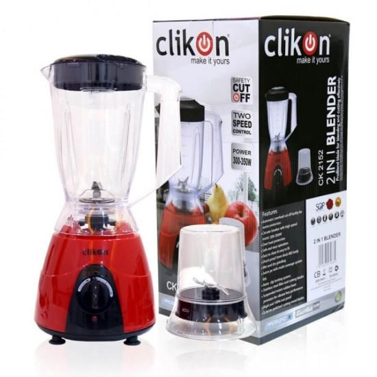 Clikon 2 in 1 Multi Function Blender - CK2152