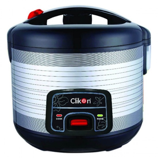 Clikon 2.5 Liter RC Automatic Rice Cooker - CK2112