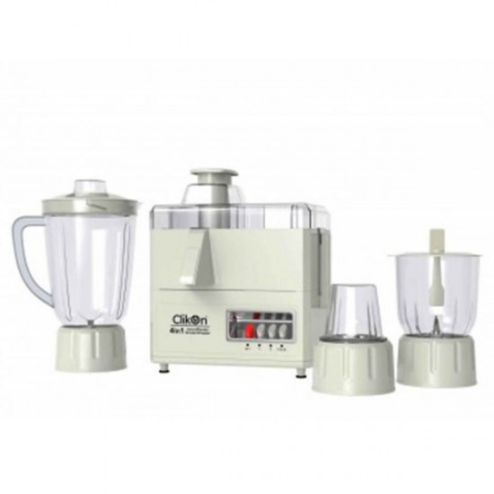 Clikon 4 In 1 Blender - CK2285