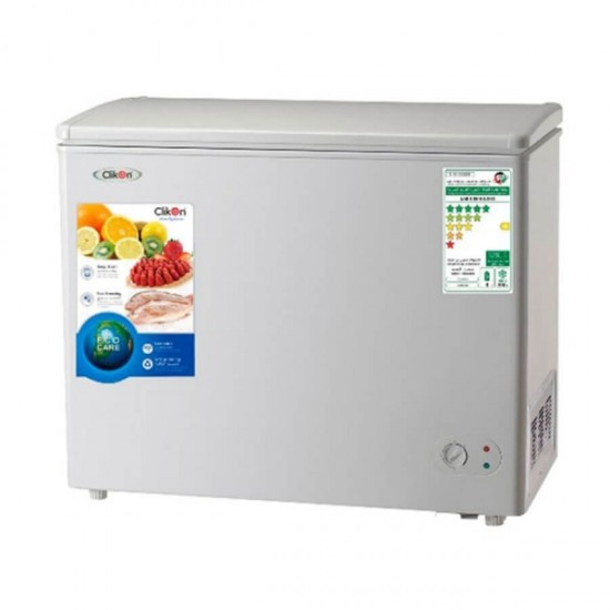 Clikon Chest Freezer - 200 Liters - CK6008