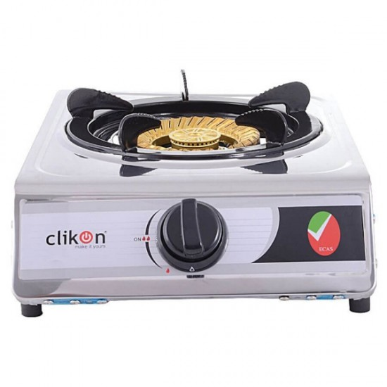 Clikon Gb Single Burner Gas Stove - Ck2140