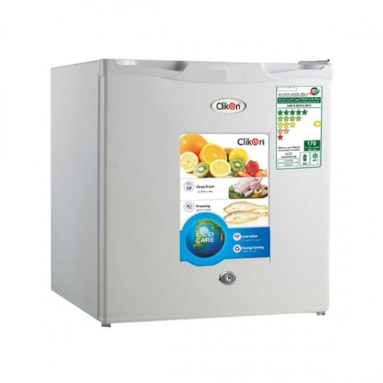 Clikon Refrigerator Single Door - CK6002