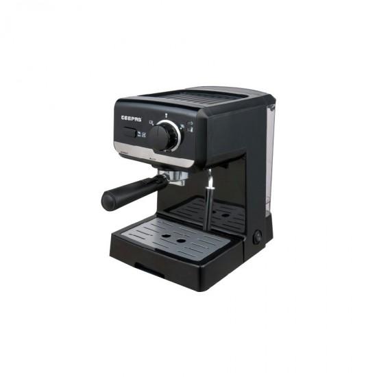 Geepas 1.25L Cappuccino Maker - GCM6108