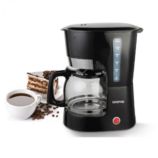 Geepas 1.5L Coffee Maker - GCM6103