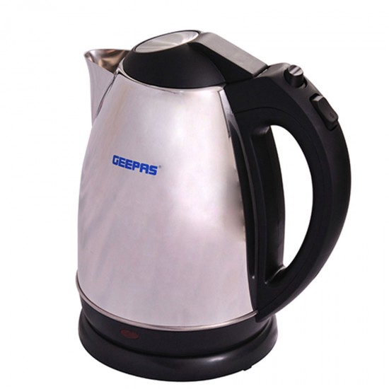Geepas 1.8 L Stainless Steel Electric Kettle - GK5067