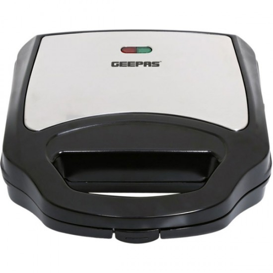 Geepas 2 Slice Sandwich Maker NS Cooking Plate - GSM6002