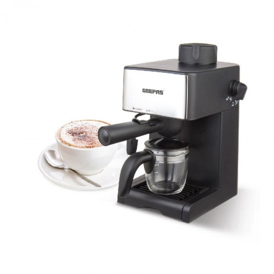 Geepas 240ml Cappuccino Maker - GCM6109
