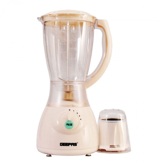 Geepas 3 In 1 Blender, Unbreakable Jar - GSB5006