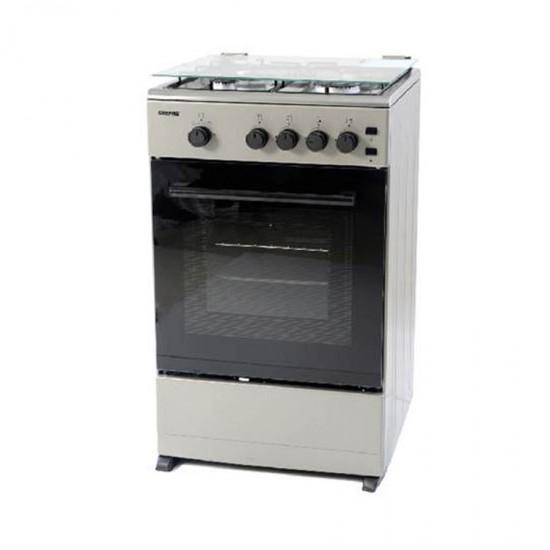 Geepas 4 Burner Cooking Range Grill - GCR5016NMST