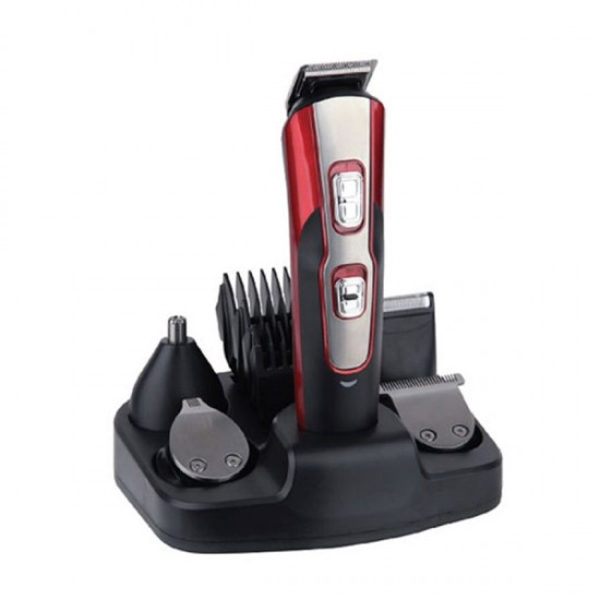 Geepas Rechargeable 11 In 1 Grooming Kit - GTR8719