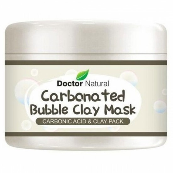 Doctor Natural Carbonated Bubble Clay Mask 100 gm