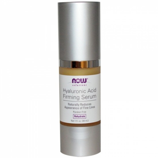 Now Foods Hyaluronic Acid Firming Serum, 30 ml