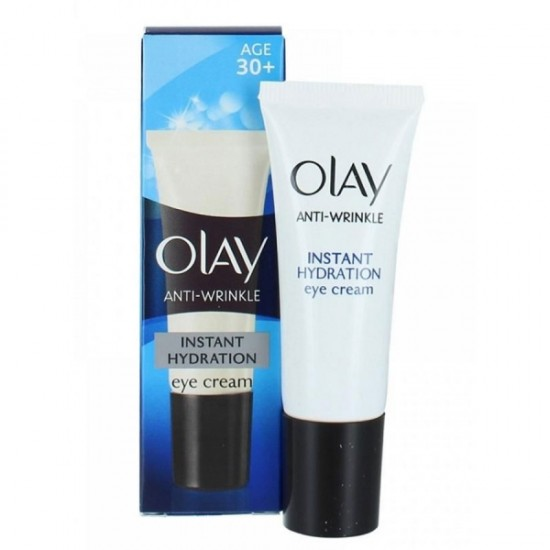 Olay Anti Wrinkle Instant Hydration Eye Cream 15ml