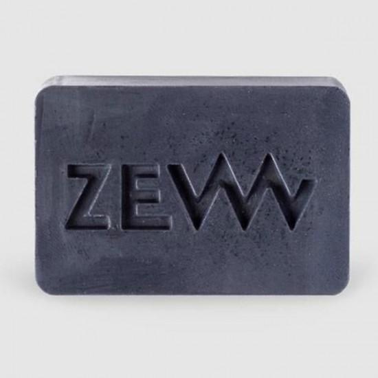 Zew For Men Charcoal Beard Soap 80ml