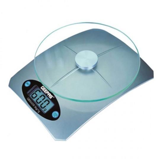 Geepas Digital Kitchen Scale 5Kg Capacity - GBS4209