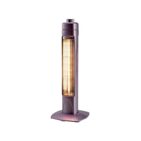 Geepas Halogen Heater 2 Heating Tipover - GHH9546