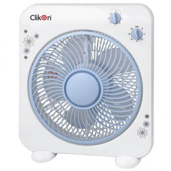 Clikon Electric Table Fan - 45WCK2198