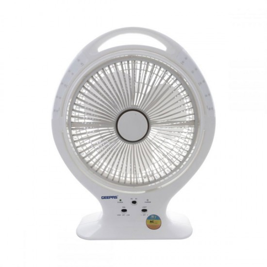 Geepas 14 Inches Rechargeable Fan - GF951