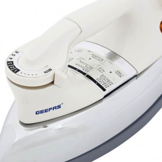 Geepas Automatic Dry Iron - GDI7752