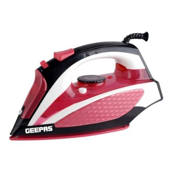 Geepas Ceramic Steam Iron Dry Wet - GSI7781
