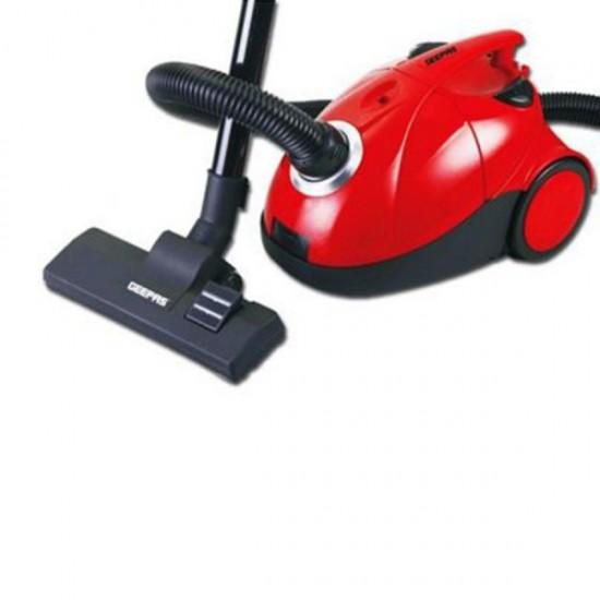 Geepas Vacuum Cleaner 1.5Ltr Capacity Red - GVC2569