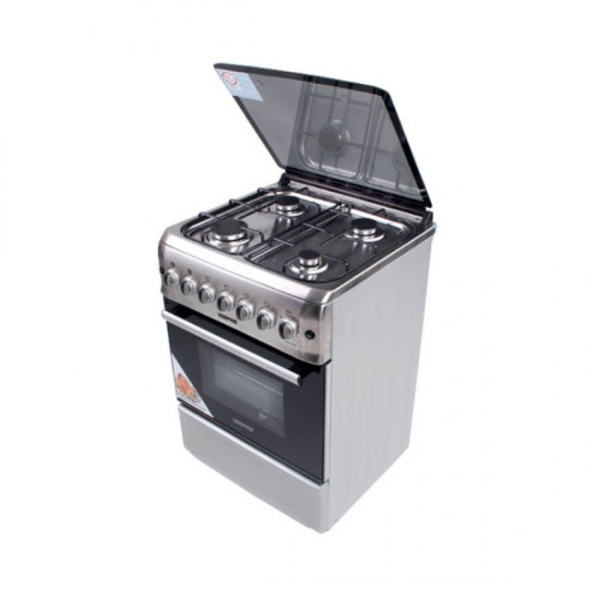 Geepas 4Burn Cooking Range, Gril, Safty, Rot - GCR6057