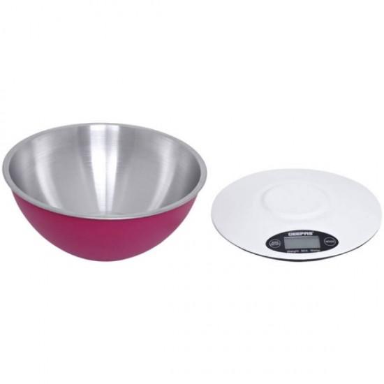 Geepas Digital Kitchen Scale 5 Kg - GKS4205