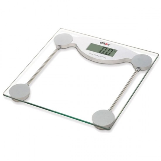 Clikon BS Electronic Bathroom Scale - CK4006