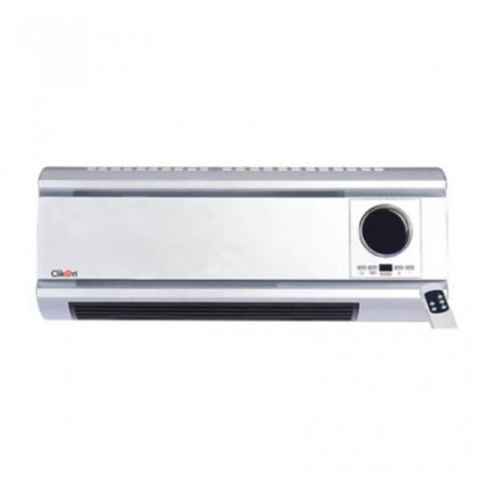 Clikon Ceramic Wall Fan Heater- 2000w - CK4215