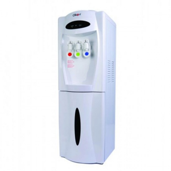 Clikon Hot Cool and Normal Water Dispenser White - CK4003