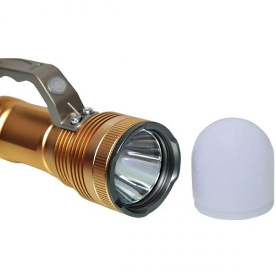 Clikon Rechargeable Handle Power Spot Light & Table Lamp - Ck2099
