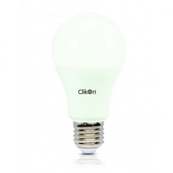 Clikon Thread Type LED Bulb, 12W, White - CK512- E27