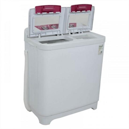 Clikon Washing Machine 8.5Kg Semi Automatic Ck603