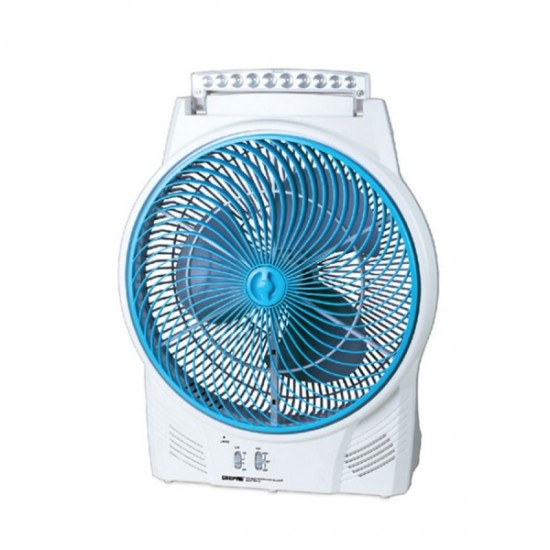 Geepas 17 Inches Rechargeable Fan - GF9494