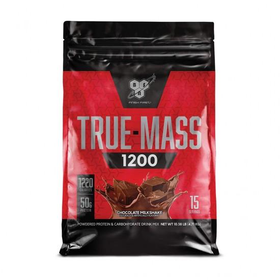BSN TRUE-MASS 1200- Chocolate Milkshake