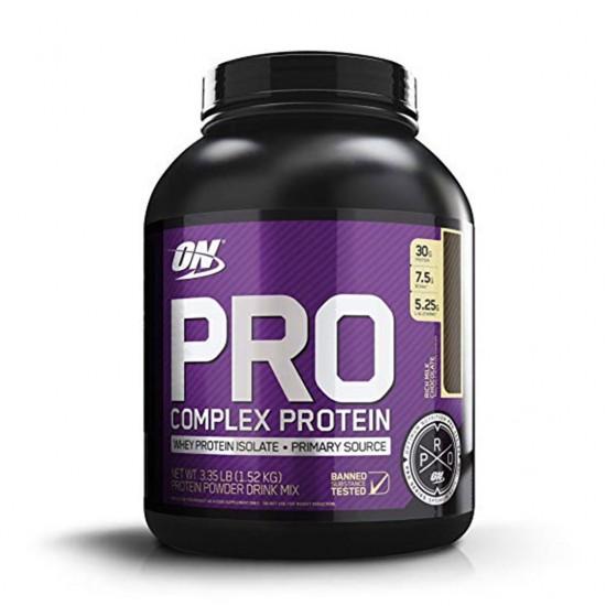 Optimum Pro Complex Protein Creamy Vanilla