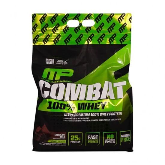 Muscle Pharm Combat Whey Protein Chocolate Milk