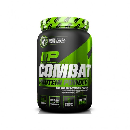 Muscle Pharm Combat Whey Protein Cookies and cream