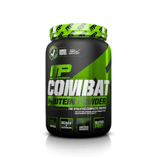 Muscle Pharm Combat Whey Protein Chocolate Peanut Butter
