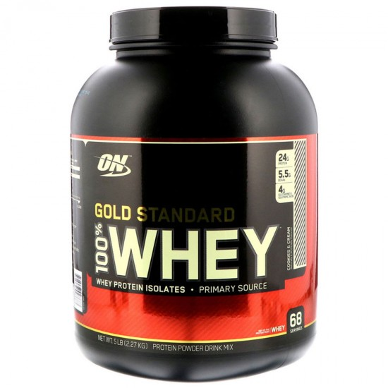 Optimum Nutrition Gold Standard 100 Whey Chocolate Mint