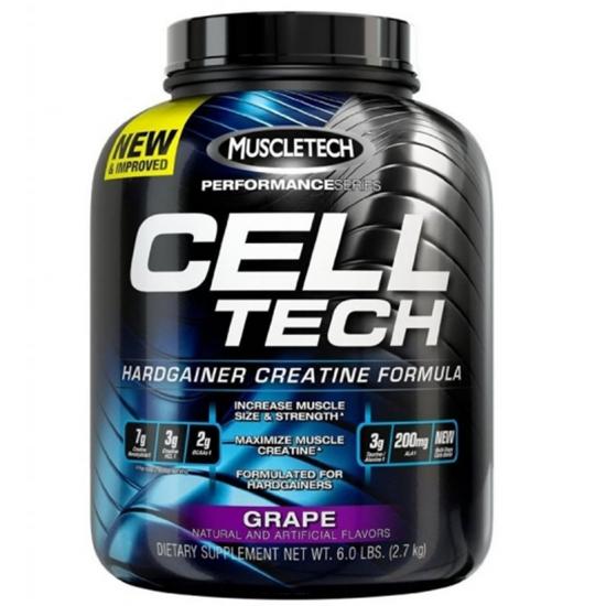 Muscletech Cell Tech Performance Series Grape
