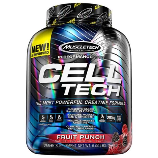 Muscletech Cell Tech Performance Series Fruit punch
