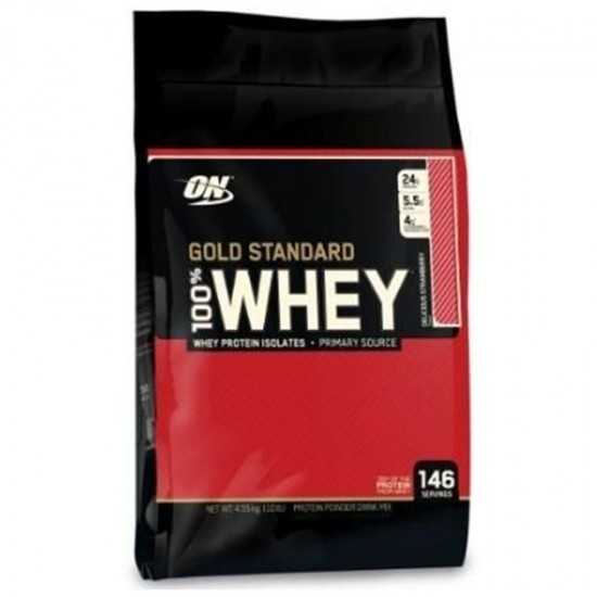 Optimum Nutrition Gold Standard 100 Whey Delicious Strawberry