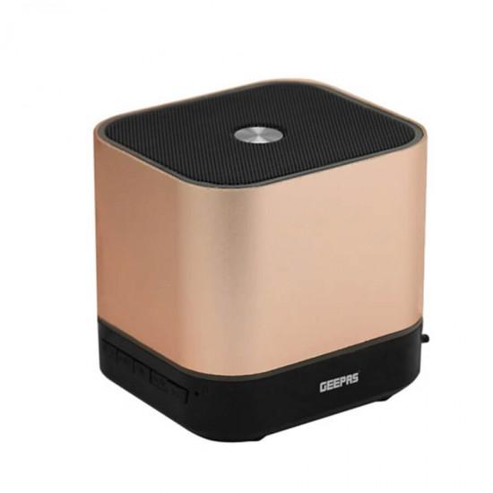 Geepas Rechargeable BT Speaker Usb Tf Fm Aux Mic - GMS8593