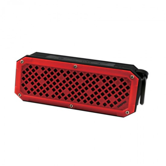 Geepas Rechargeable BT Speaker Usb Tf Fm Aux Mic - GMS8591