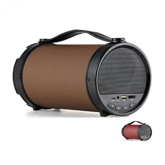 Geepas Rech Bluetooth Speaker Usb Aux Fm - GMS8808